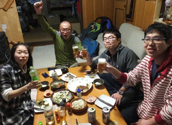 4/4(土) 晴れ!北風!作業デー