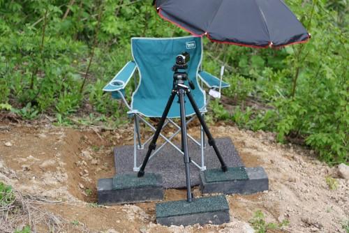 テイクオフカメラの設置例