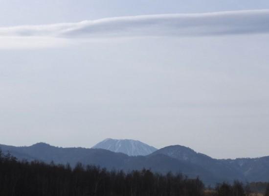10/27(火) 強風を示す雲