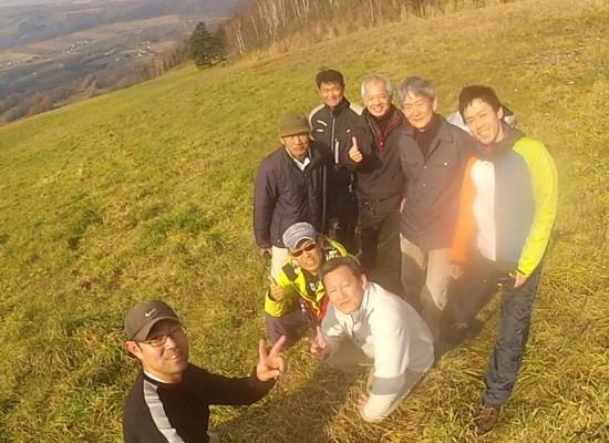 11/3(火) スクーリング最終日はカムイ!