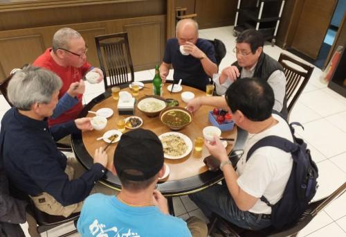 山西刀削麺~