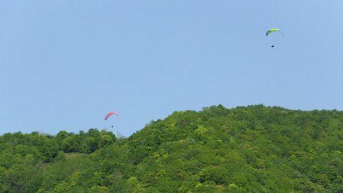 今日も田中さんの一人勝ち!ランディングからのサーマルを上げ直し、+300m!