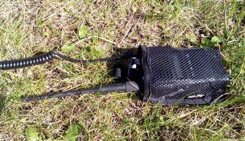 アエロタクトでデジタル無線機ホルダーを販売しています。