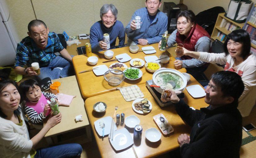 3/11(土) スクールミーティング #1 & 懇親会