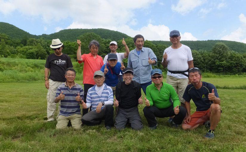 7/9(日) 赤井川 No.1 のコンディション!