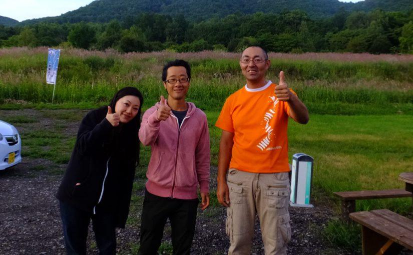 8/27(日) 久しぶりのサンセットフライト!