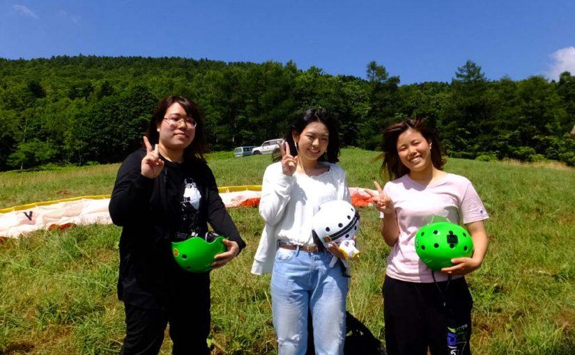 8/7(火) 晴れたけど強っ!