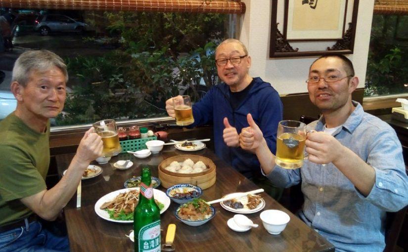 2/14(木) 台湾ツアー 3日目