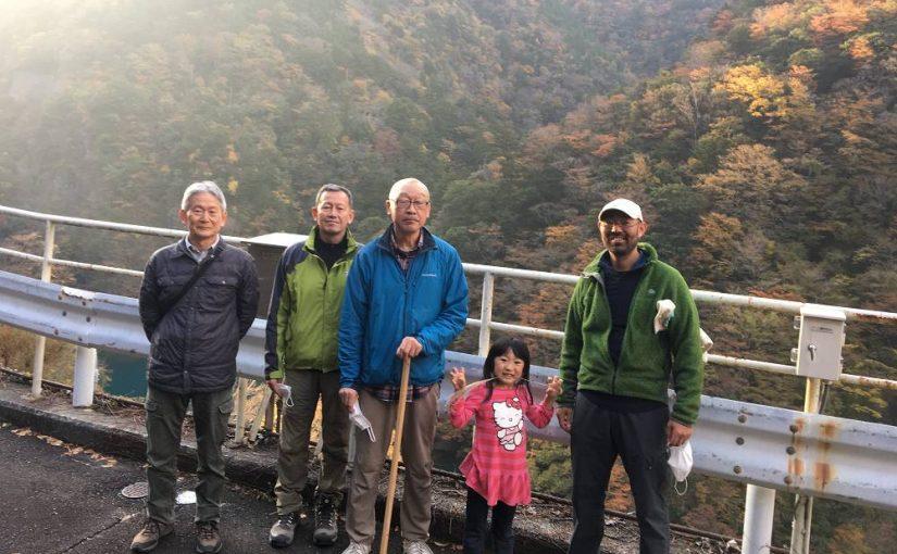 11/15(日) 七曲ツアー 4日目