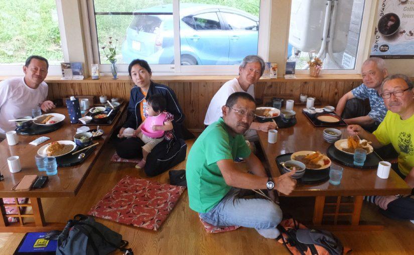 8/16(火) 道南ツアー2日目。仁山で飛べました!
