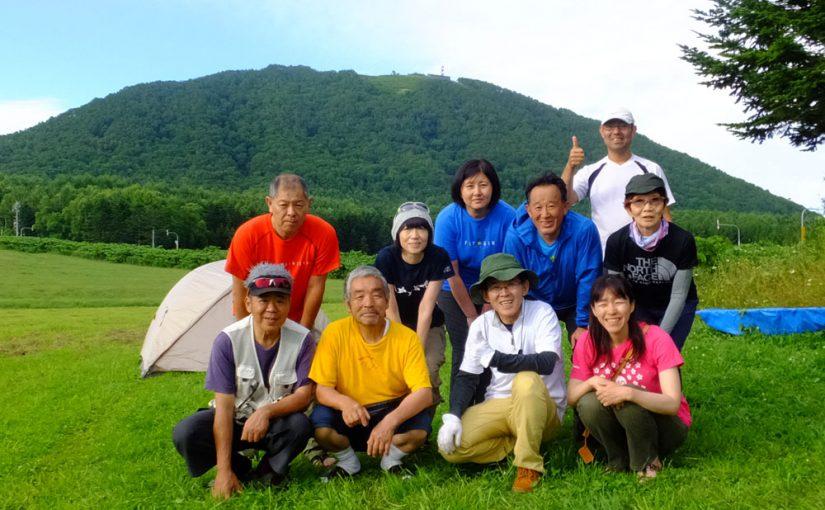 7/24(月) 赤井川 北風・・・。ルスツで飛べました!