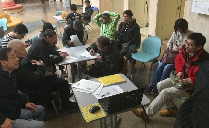 4/8(日) 2018スクールミーティング #1